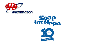aaa s soap for toiletry drive benefit s local charities for
