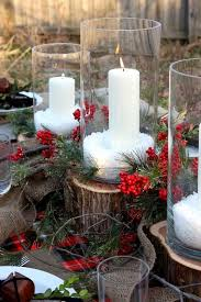Ideas For Christmas Centerpieces - best 25 winter table centerpieces ideas on pinterest winter
