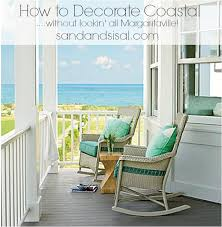 coastal decorating how to decorate coastal without lookin all margaritaville sand