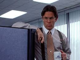 Office Space Bill Lumbergh Meme - bill lumbergh gary cole office space did you get that memo