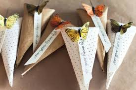 eco friendly wedding favors green weddings an eco chic look back fab you bliss