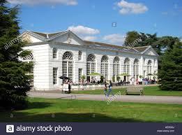 Royal Botanical Gardens Restaurant The Orangery Restaurant Royal Botanical Gardens Kew Greater