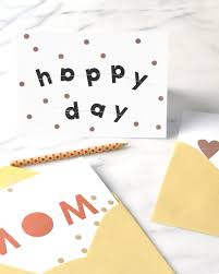 Diy Mother S Day Card by Diy Mother U0027s Day Card With Paint Chips U2014 Boxwood Avenue