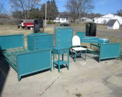 Metal Bedroom Dresser Simmons Furniture Etsy