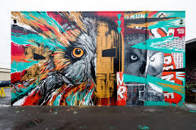 awesome graffiti murals
