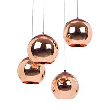 copper shade by tom dixon up interiors