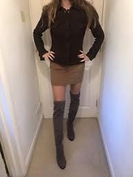 oui set oui set brown jacket blazer size m m s ebay