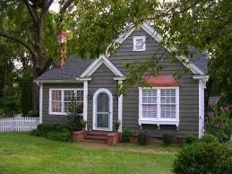 Cute Interior Design For Small Houses Fair Small House Exterior Paint Colors For Your Interior Decor