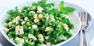 cuisiner des petit pois surgel salade de petits pois et fèves marabout côté cuisine
