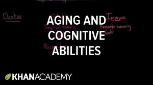 aging and cognitive abilities processing the environment mcat