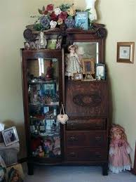 China Cabinets With Glass Doors Charming Curio Cabinet With Glass Doors Best Corner Display
