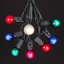 black colored christmas lights shop multi colored outdoor string lights globe lights novelty