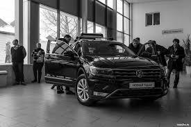 volkswagen tiguan 2017 black презентация volkswagen tiguan 2017 в элвис моторс блог борисова