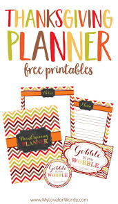 thanksgiving printouts 2254 best free printable planners images on pinterest planner
