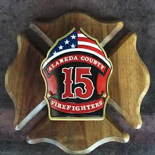 wooden maltese cross 22 best plaques images on firefighters maltese
