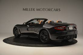 new maserati convertible 2017 maserati granturismo cab mc stock m1652 for sale near