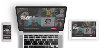 Resume Website Builder Website Builder Make Your Own Business Website Vistaprint