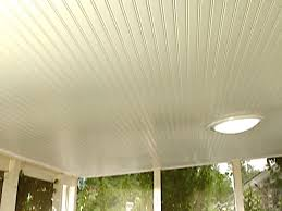 Beadboard Porch Ceiling by Exterior Beadboard Ceiling Beadboard Ceiling Installation For