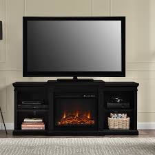 Darby Home Furniture Real Flame Fresno Electric Fireplace Tv Stand In White Real Flame