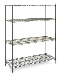 Metro Wire Shelving by Labrepco Custom Wire Shelving