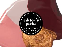 picks fall nail colors
