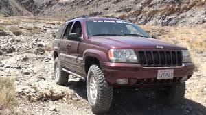 survival jeep cherokee off road tour of death valley 4x4 in a jeep and toyota sr5 youtube