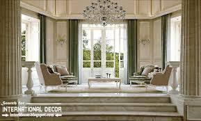 luxurious living room luxury classic interior design decor and furniture