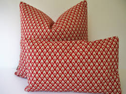 red pillow cover red medallion pillow ballard designs red details red medallion pillow ballard designs