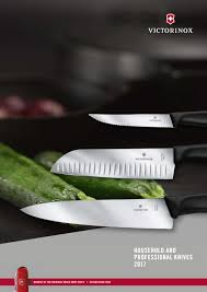 swiss knives kitchen vx cut catalogue 2017 en by euroelite issuu