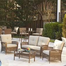 Patio Furniture Sofa by Patio Furniture Sales U0026 Clearances Wayfair