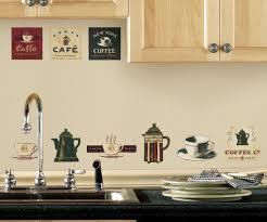 coffee tea cup acrylic mirror wall decor wall decals or wall