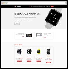 lt tech shop u2013 free responsive hi tech store wordpress theme