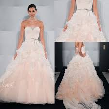 zunino wedding dresses zunino blush gown wedding dresses for 2014
