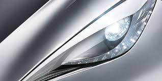 Led Auto Lights New Infiniti Led Headlights And Daytime Running Lights