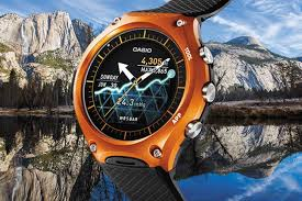 casio u0027s wsd f10 rugged android wear smartwatch will be released on