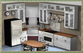 Freestanding Kitchen Extraordinary Freestanding Kitchen Cabinets Kitchen In Stand Alone