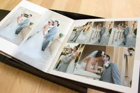 8x11 photo album an exle spread from a wedding album design in the flaunty style