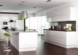 cuisine noir et blanc laqué idee deco cuisine avec cuisine noir et blanc laqué génial cuisine