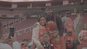 cp3 hosts thanksgiving for harvey families wfmynews2