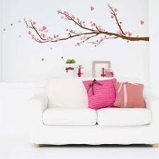 Peinture Cerisier Japonais by Sticker Cerisier 50 Cm X 70 Cm Leroy Merlin