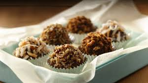 halloween chocolate balls how to make brazilian chocolate truffles bettycrocker com