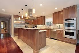 amenager cuisine ouverte quelques exemples de joli aménagement de cuisine ouverte archzine fr