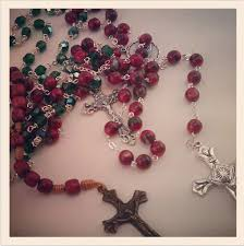 a rosary rosaries in the news