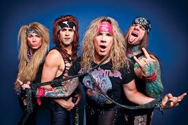 metal hair show alert steel panther house of blues sunset 2 11 18 25