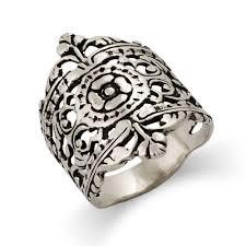 design silver rings images Filigree design silver ring eve 39 s addiction jpg