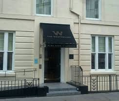 Hotel Awning Entrance Awning To Westbourne Hyde Park Hotel Morco Blinds