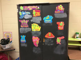 Classroom Cabinets Idea Notebook Field Artifacts Welcome