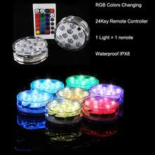 Submersible Led Light Centerpieces by Online Get Cheap Led Light Base For Centerpieces Aliexpress Com