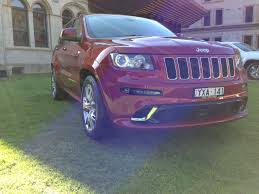 purple jeep cherokee jeep grand cherokee srt8 review caradvice