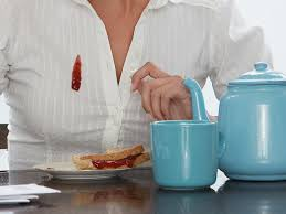 how to remove food stains from clothes food network help around